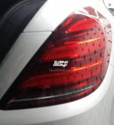 Mercedes-Benz S-Class facelift 1
