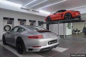Porsche Centre Penang, 718 Cayman launch pt 2-163