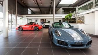 Porsche Centre Penang_Showroom 01