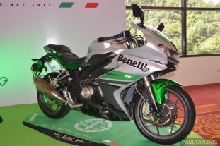 2017 Benelli TRK 502 and 302R Penang launch --18
