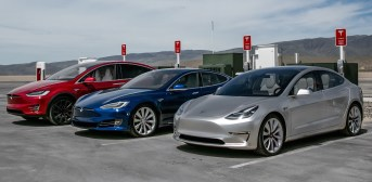 2017-Tesla-Model-3-2016-Tesla-Model-X-Tesla-Model-S