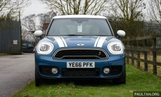 F60 MINI Cooper S Countryman ALL4 review-ext 8