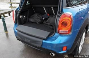 F60 MINI Cooper S Countryman ALL4 review-int 53