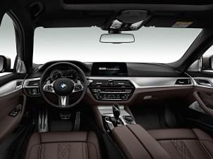 G30 BMW M550d xDrive 8