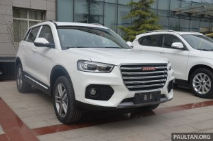 Haval H6 Coupe 4