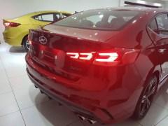 Hyundai Elantra by DBG-08
