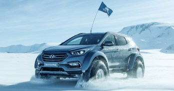 Hyundai Santa Fe Antarctic 3