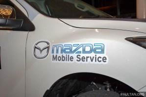 Mazda Mobile Service Unit 2