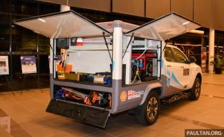 Mazda Mobile Service Unit 4
