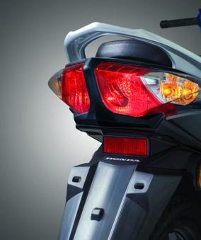 Modern Tail Light
