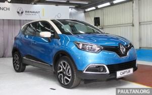 Renault Captur CKD launch BM-4