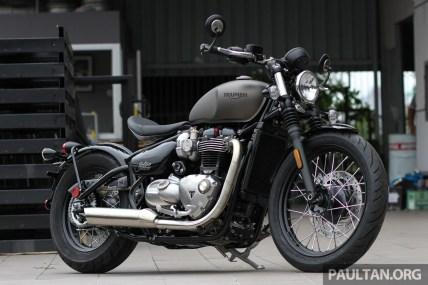 Triumph Bobber -27