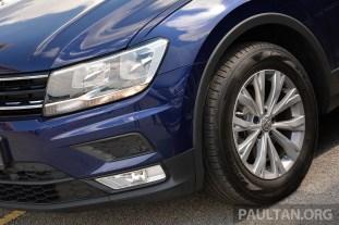 Volkswagen Tiguan Drive 8