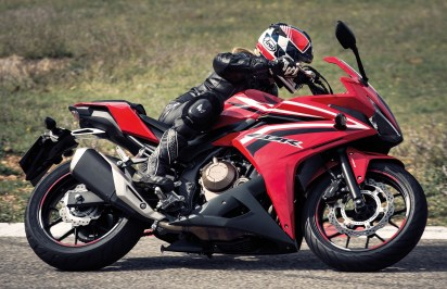 2017 Honda Cbr500r And Cb500f In New Colour Pricing Starts From