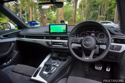 Audi A4 Drive Experience 20