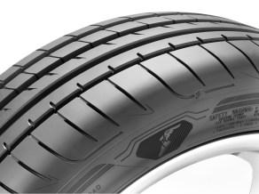 Tire Shot 225/45 R17 High Resolution