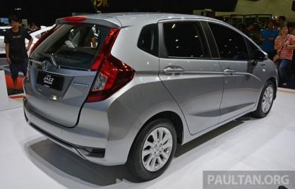 Honda Jazz Hybrid Facelift Malaysia 10