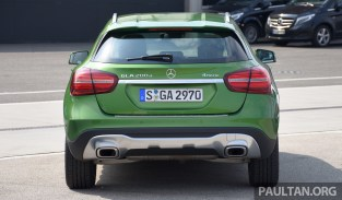 Mercedes-Benz GLA facelift Hungary (5)