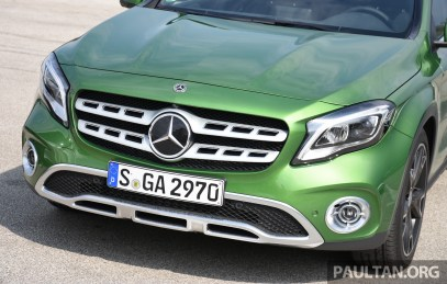 Mercedes-Benz GLA facelift Hungary (6)