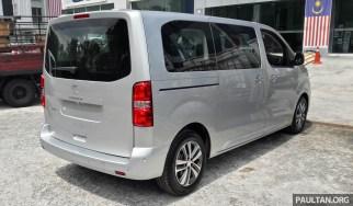 Peugeot Traveller Malaysia 1