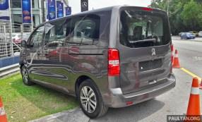 Peugeot Traveller Malaysia 4