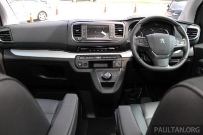 Peugeot Traveller preview BM-45