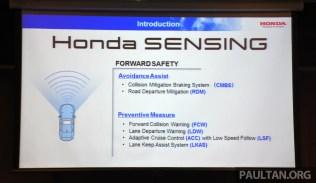 Honda CR-V Sensing test-3