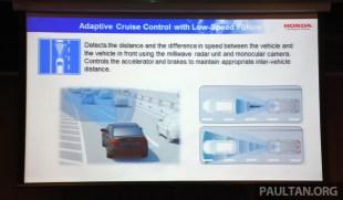 Honda CR-V Sensing test-8