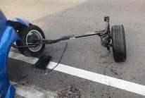 perodua myvi rear axle seperated 2a
