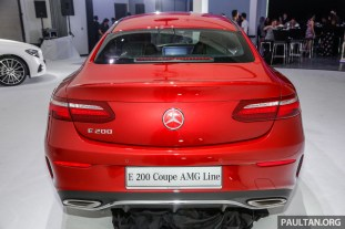 2017 Mercdedes Benz E200 Coupe AMG Line_Ext-7
