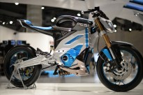 2017 Yamaha e-bike - 1
