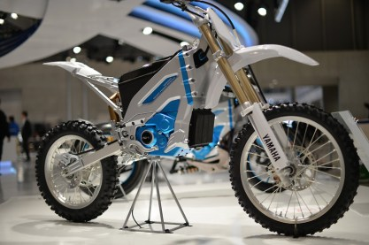 2017 Yamaha e-bike - 20