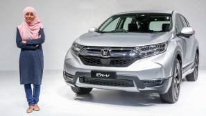 All New Honda CRV Cover-1