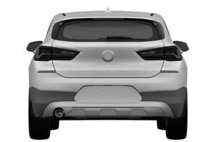 BMW X2 patent images 3