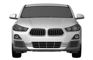 BMW X2 patent images 4