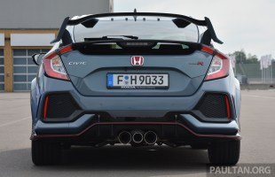 FK8 Honda Civic Type R 17