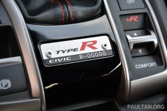 FK8 Honda Civic Type R 45