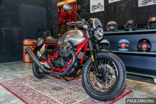 Moto Guzzi V7 III Racer-1 BM BM