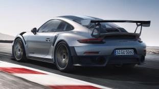 Porsche 911 GT2 RS BM