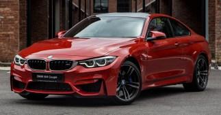 The New BMW M4 Coupé (1)
