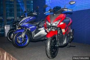 Yamaha NVX launch-3