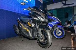 Yamaha NVX launch-4