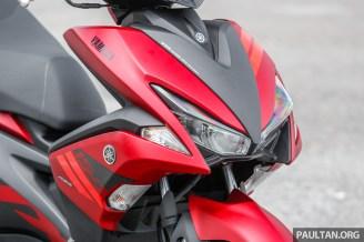 2017 Yamaha NVX 155-20