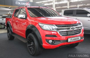 Chevrolet Colorado X-Urban-3