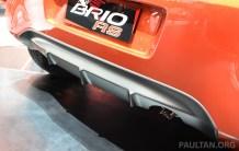 Honda Brio RS CVT Special Edition-11