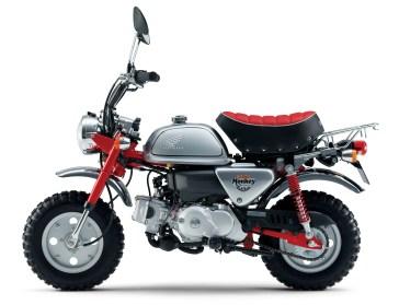 Honda Monkey 50 years - 19