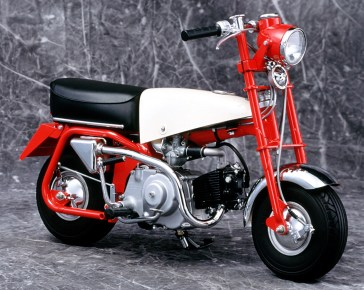 Honda Monkey 50 years - 2