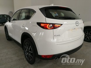 2017 mazda cx-5 malaysian official price list - five ckd variants
