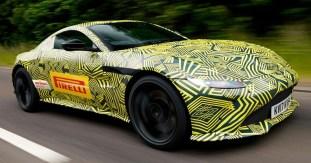 New Aston Martin Vantage 3