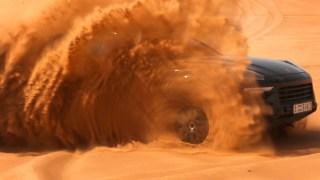 Third-gen Porsche Cayenne testing 11